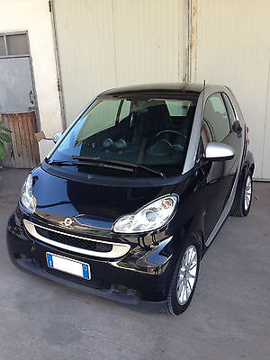 smart fortwo coupe cdi 2007