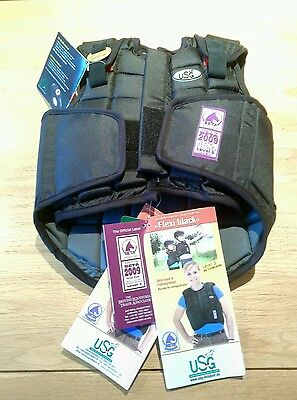 USG Level 3  Flexi Body Protector Child's Medium Brand New With Tags
