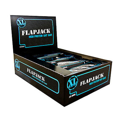 XL Nutrition High Protein Flapjack 20 x 70g Bar(s)