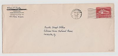 USA Preprinted 2cent Stationary Envelope  from 10th March 1944