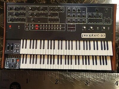 Sequential Circuits Prophet 10 Synthesizer Refrigerator Magnet