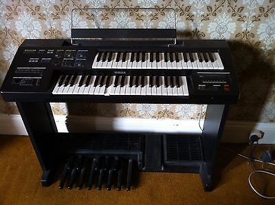 Yamaha Electone Electric Organ Keyboard