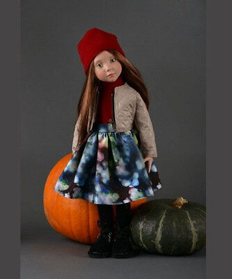 Zwergnase Junior Doll Valentina From 2017 Collection NEW