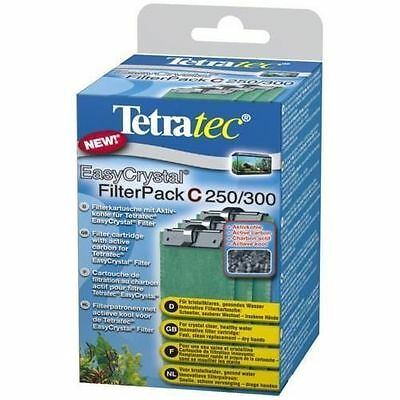 Tetra Tetratec Easy Crystal Carbon Filter Pack C 250 300