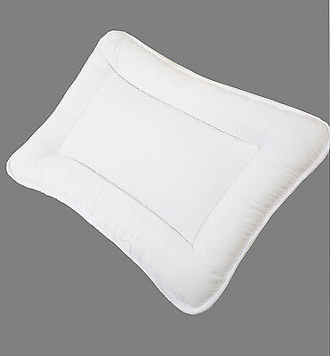 Anti-Allergy, Quality, Kids, Baby, Toddler, Junior, Nursery Cot Bed Pillow