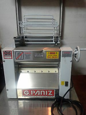 Dough Sheeter Roller Cilindro Massa