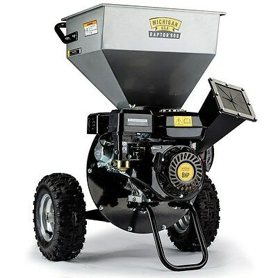 8HP Wood Chipper -Raptor900
