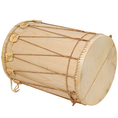 "Medieval Tambor largo Shell 13"" x 19, Medieval Drum Long Shell 13"" X 19"""