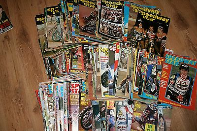 Large selection of  Speedway  Star  Magazines