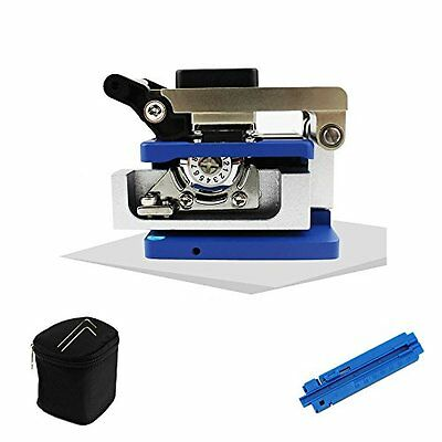 Zoostliss FC-6S Optical Fiber Cleaver High Precision Cutting Tool Stripping For