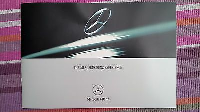 The Mercedes-Benz Experience brochure 2000