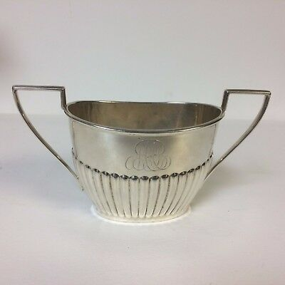 Gorham Sterling Sugar Waist Bowl # 5005