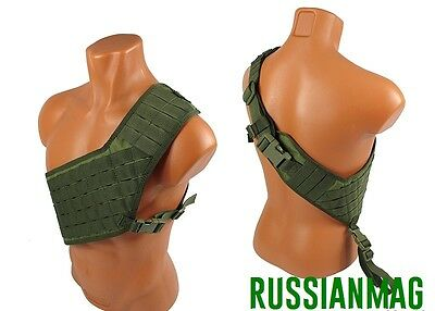 Russian Pouch mag vest  bandolera ak val M4 hunting  UMTBS  molle army airsoft