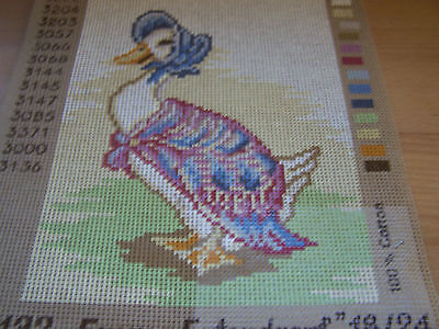 Tapestry Canvas Only Jemima Puddleduck