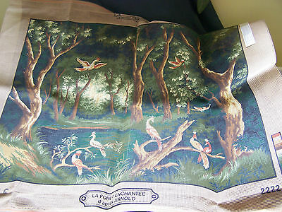 Tapestry Canvas Only The Enchanted Forest