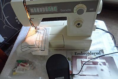 bernina bernette electric sewing machine collect only