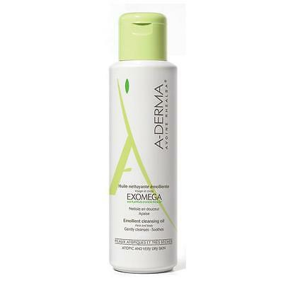 A-DERMA Exomega oil-softening cleansing shower 500 ml A-DERMA HUILE NETTOYANTE