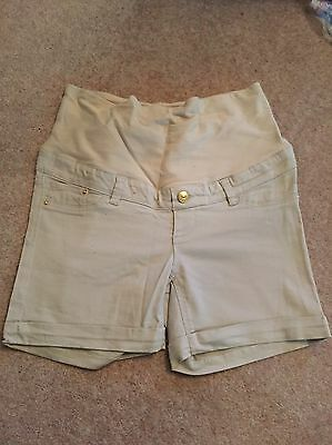 Maternity Shorts From H&M Size 10
