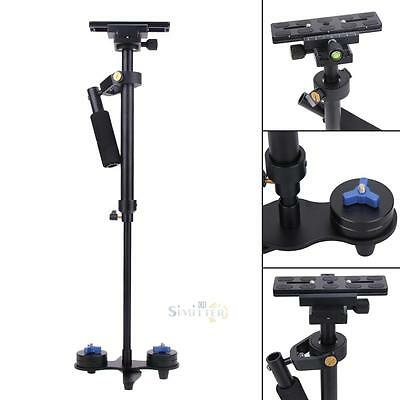 S60 Metal Handheld Steady Stabilizer 360° for Camera Camcorder Video DSLR New