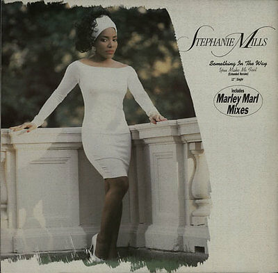 "Stephanie Mills Something In The Way (Yo... 12""  record (Maxi) UK"