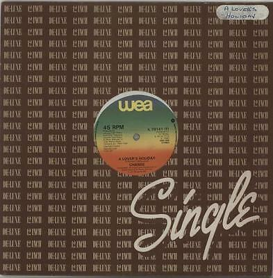"Change A Lover's Holiday 12"" vinyl single record (Maxi) UK K79141(T) WEA 1980"