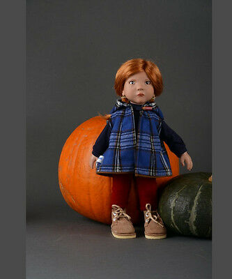 Zwergnase Junior Doll Evie From 2017 Collection NEW
