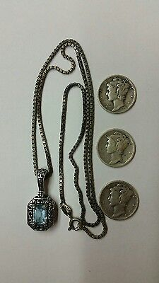 us silver coin lot and sterling silver jewelry