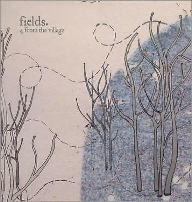 "Fields (Indie) 4 From The Village 12"" vinyl single record (Maxi) UK"