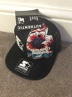 Starter X Clements Ribeiro Limited Edition Rare Cap