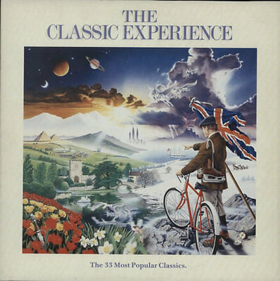 Various-Orchestral The Classic Experience UK 2-LP vinyl record (Double Album)