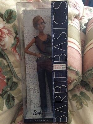 Barbie Basics Collection 002 Model No. 08 Model Muse Body Denim Jean Collection
