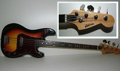 FAB 1970s Vintage ANTORIA P-BASS GUITAR Precision Ibanez factory MADE IN JAPAN