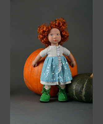 Zwergnase Junior Doll Lexi From 2017 Collection NEW