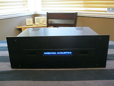Spectro Acoustics 202 power amplifier