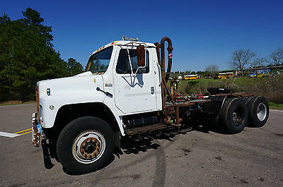 1981 International 1954 Diesel Tandem Truck Tractor in Mississippi NO RESERVE