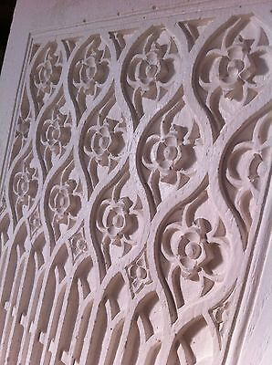 Replica Arts And Crafts Plaster Frieze.
