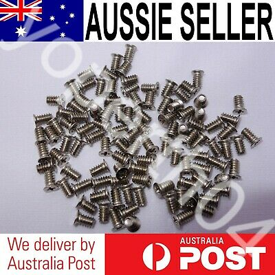 """16x NAS 3.5"""" HDD Caddy Screws (Very Small Head, Suit Hard Drive Hot Swap Tray)"""