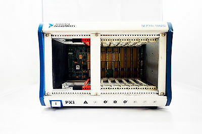 National Instruments NI PXIe-1062Q 8-Slot PXI Express Chassis