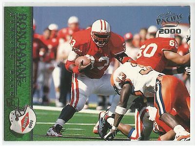 RON DAYNE 2000 Pacific ROOKIE card #410 Wisconsin Badgers New York Giants NR MT