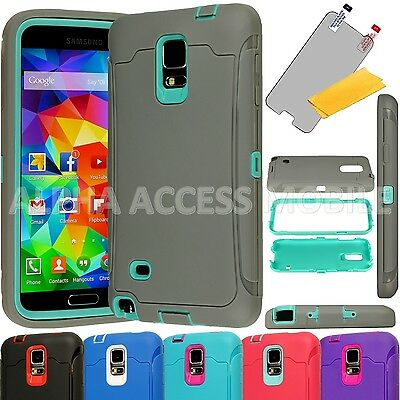 15 Shockproof Defender Hybrid Case Cover Wholesale Lot For Samsung Galaxy Note 3