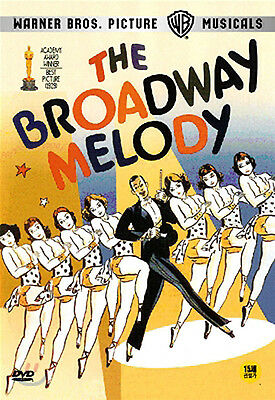 The Broadway Melody - Harry Beaumont, Bessie Love (1929) - DVD new