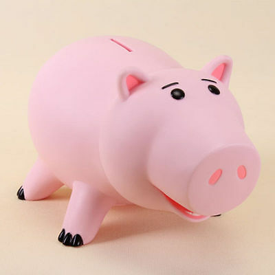 New Toy Story Hamm 12 cm Figure Coin Bank Money Box Piggy Bank Toy Xmas Gift