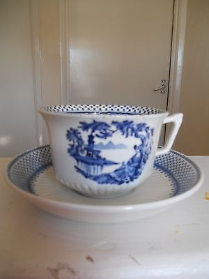 Adams cup and saucer  British made