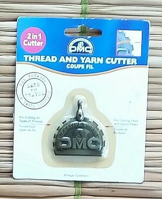 DMC Vintage THREAD & YARN CUTTER