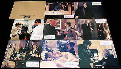 1973 The Exorcist ORIGINAL FRENCH LOBBY CARD SET Linda Blair William Friedkin