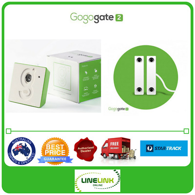 Gogogate2 Complete Kit For A Gate Or A Roller Door - GGG2-01W-AU-103