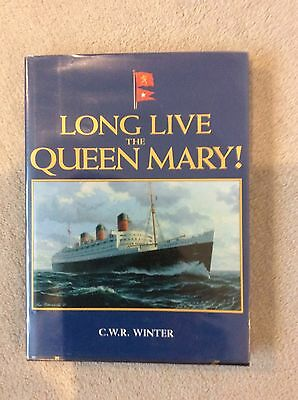"Cunard RMS  Queen Mary - ""Long Live the Queen Mary!"" Limited Edition"