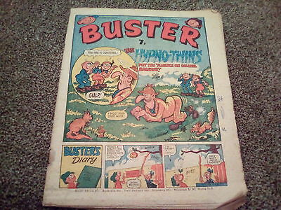 Buster comic