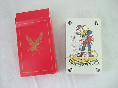Eagle Star Insurance - Vintage Sealed Pack of Playing Cards