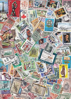 JAMAICA 290 different (with some recent up to 2008)  CV = 177$